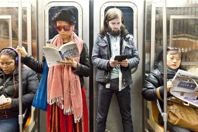 Foto dari Underground New York Public Library